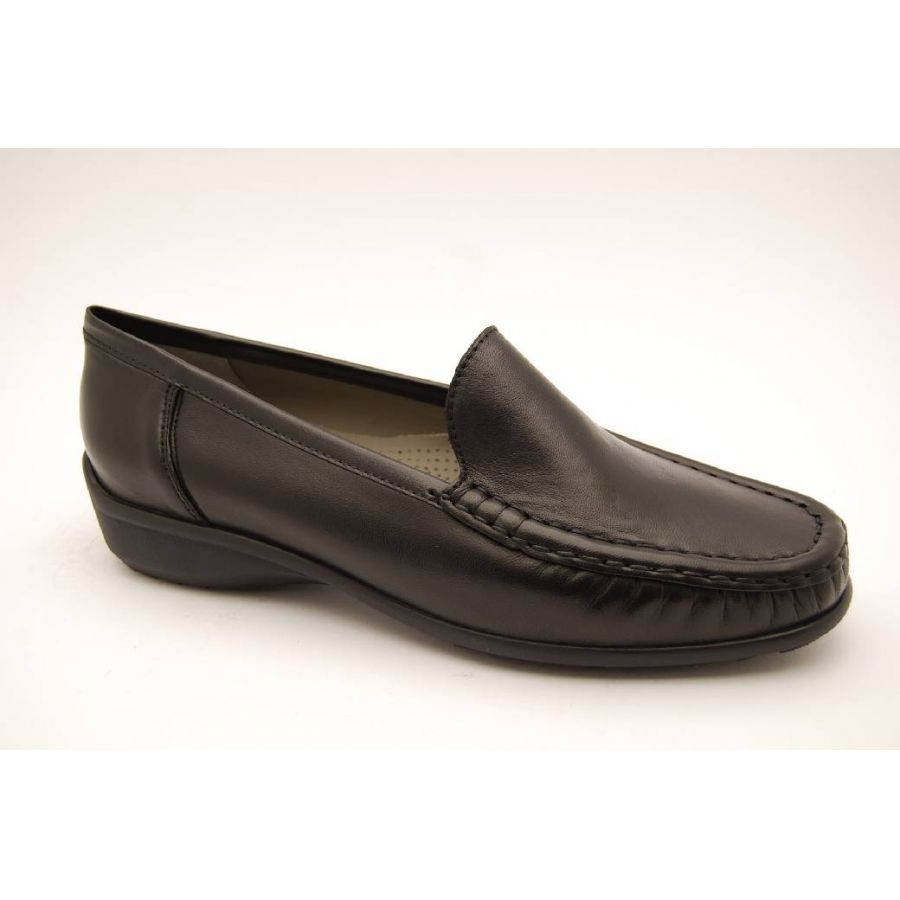 45d516088f9 Anderbergs skor - ARA svart skinn loafer