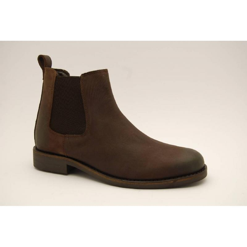 MARCO BOSSI brun boots