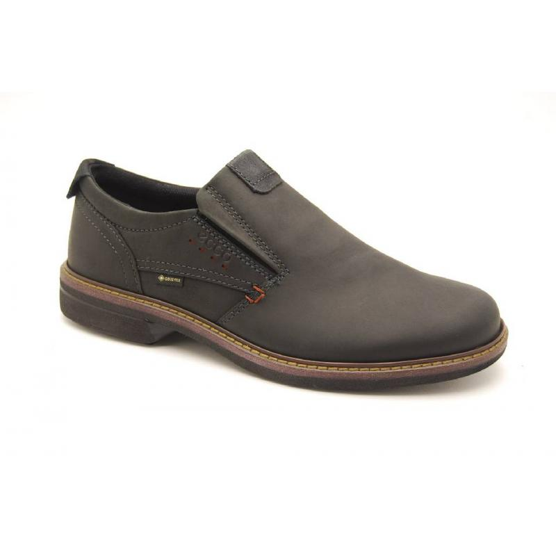 ECCO svart TURN loafer
