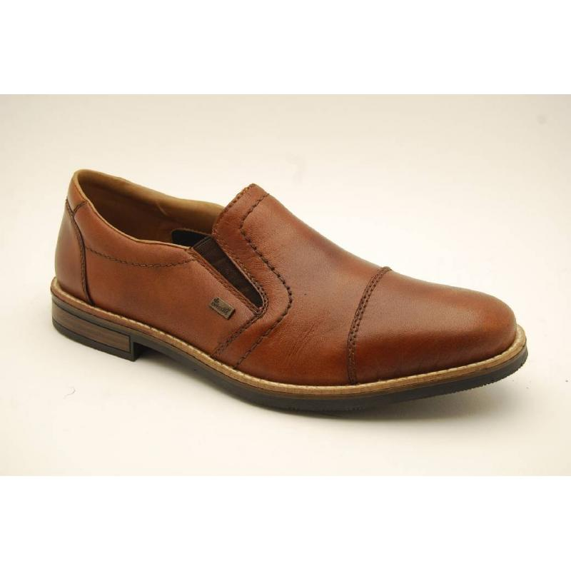 RIEKER brun loafer