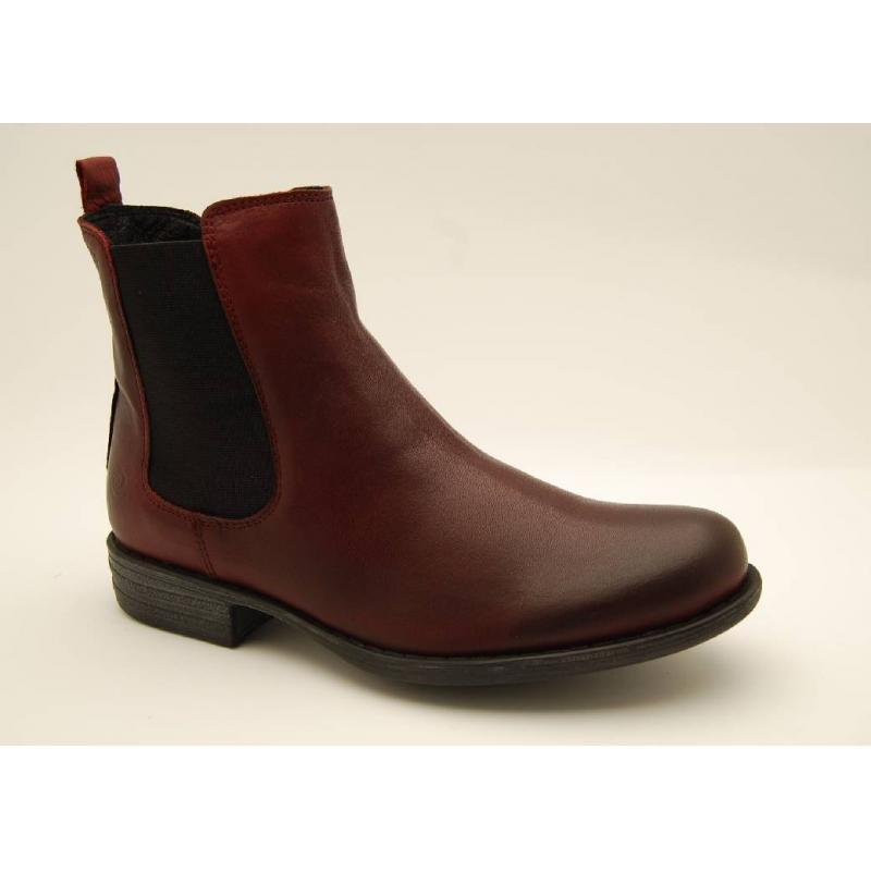 Anderbergs skor ROSA NEGRA grön chelsea boots